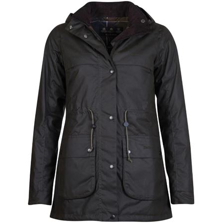 BARBOUR 202MLWX1080BK71 BLACK MODERN
