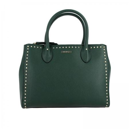 TWIN SET 192TA721000521 DARK GREEN