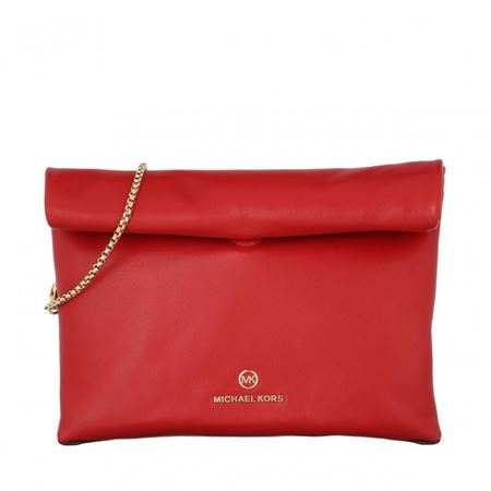 MICHAEL MICHAEL KORS 32H0GLVC1L683 BRIGHT RED
