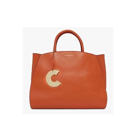 COCCINELLE DB5180201R12 FLASH ORANGE