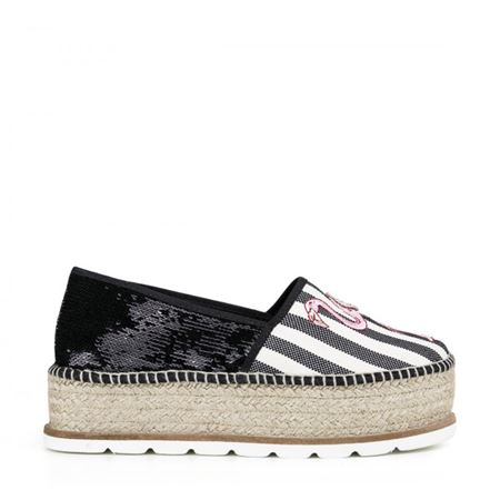 espadrilles J.FLAMING CHILONEGRO