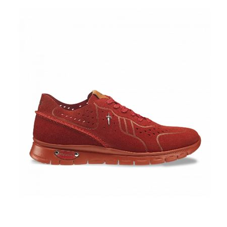 PACIOTTI 4US    TTWU2FSMSMADISON SUEDE RED