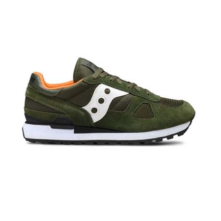 SAUCONY 2108534 DK GREEN/WHITE