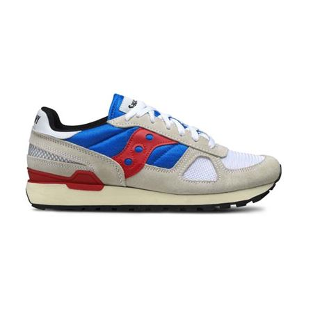 SAUCONY 7042408 GREY/BLUE/RED